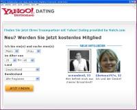 Yahoo partnervermittlung